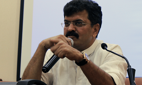 NCP leader sworn-in as minister in Maharashtra