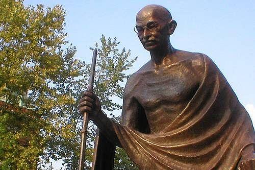 Gandhians want Satyagraha Park, protest Orwell memorial