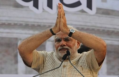 """Modi confirms leaner Cabinet of merged, """"organic"""" ministries"""