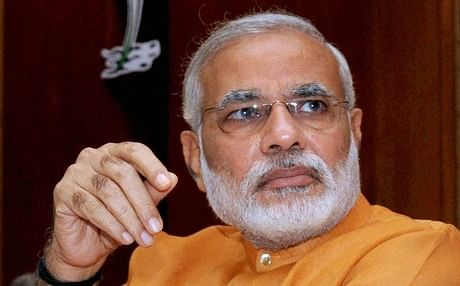 BJP, Cong in row over Modi OBC status