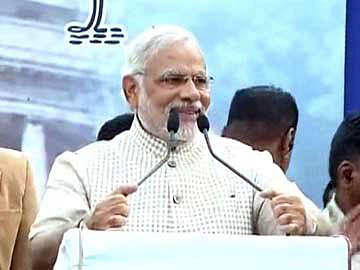 Modi vacates Vadodara seat