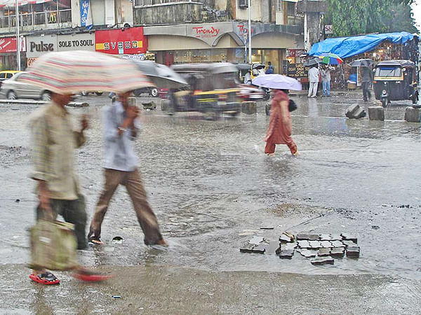 Monsoon hits Odisha, Jharkhand, Bihar; to move further in 48 hours