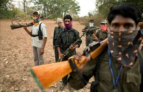 24 Naxals, including 12 women, surrender in Chhattisgarh's Dantewada