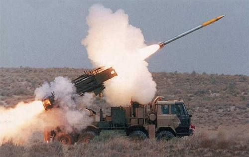 Pinaka rockets successfully test-fired