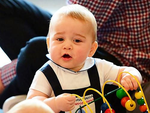 Prince George to start nursery from New Year