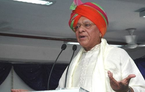 Injustice to Gujarat in union cabinet: Shankersinh Vaghela