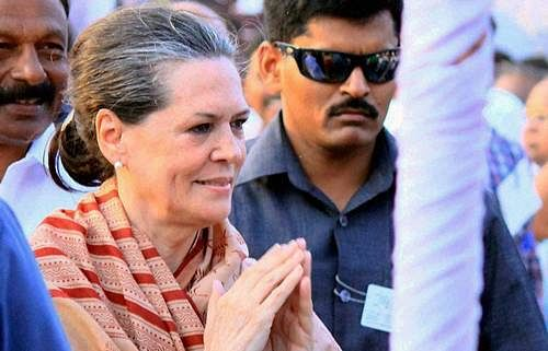 Another book now says Sonia Gandhi called the shots