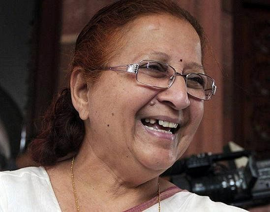 Not aware of any move to make me Speaker of Lok Sabha: Mahajan