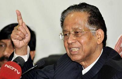 Gogoi dismisses dissidence within Congress in Assam