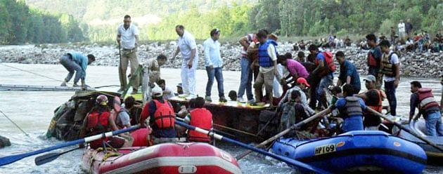 Help came hours later, says Beas river survivor