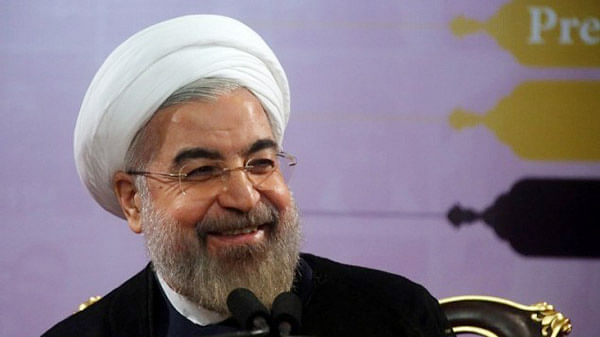 Iran's Rouhani says US 'lying' about talks offer