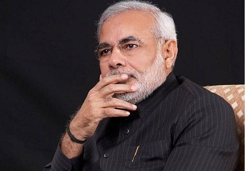 Modi condoles Nepal tragedy