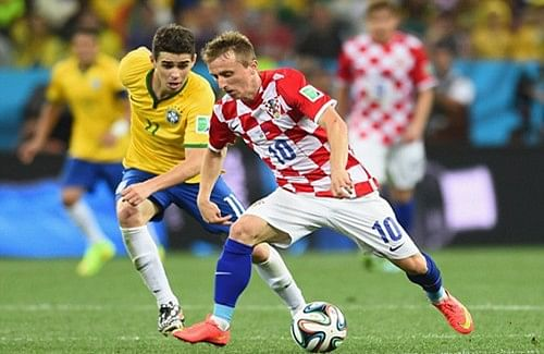 Cameroon and Croatia clash