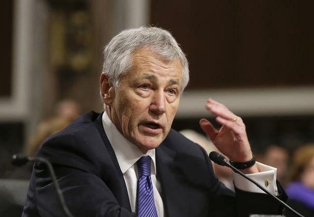Chuck Hagel resigns as U.S. defence secretary