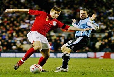 England and Uruguay