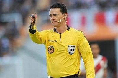 FIFA suspends referee for incorrect decisions