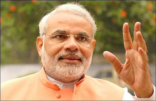 Modi hails India's win against England