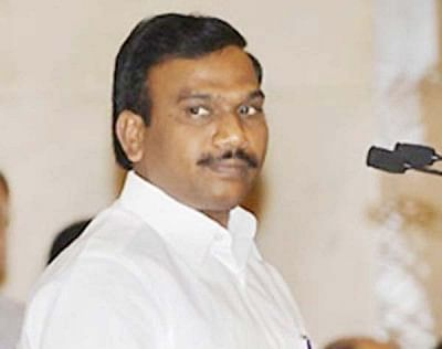Not involved in Rs 200 cr deal, claims Raja
