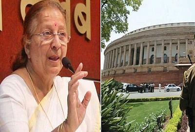 Sumitra Mahajan - Former Lok Sabha speaker