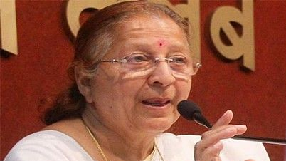 Indore: Former MP Sumitra Mahajan wants unique bridge in Mortakka, writes to Nitin Gadkari