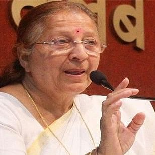 Indore: Former MP Sumitra Mahajan wantsunique bridgeinMortakka, writes to Nitin Gadkari