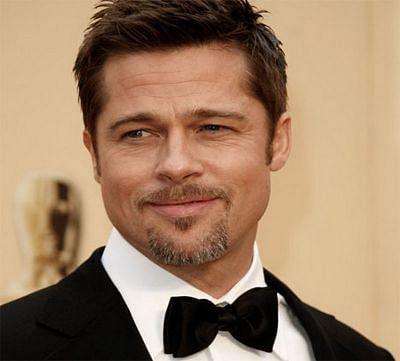 Family makes me feel rich: Brad Pitt
