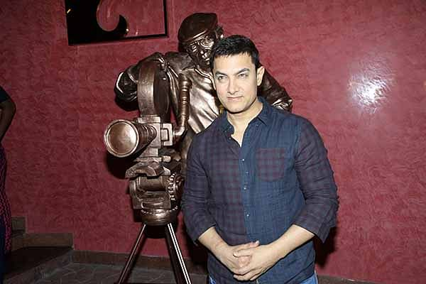Coffee  with Aamir khan