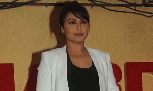 Rani finds the term women-centric 'strange'