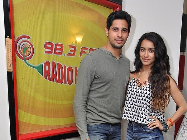 Sidharth, Shraddha to make TV debut