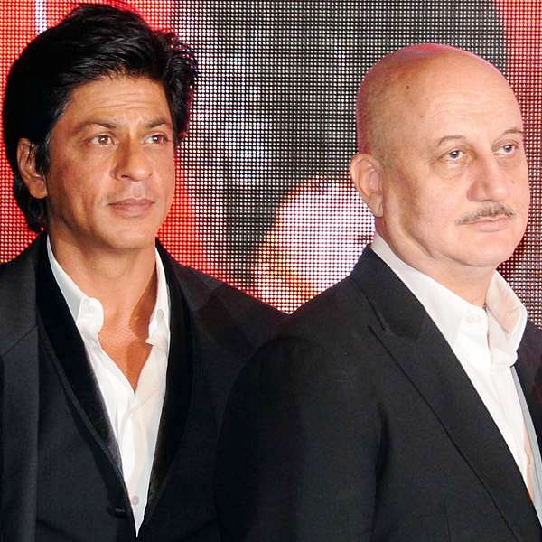 Anupam Kher to shoot with SRK