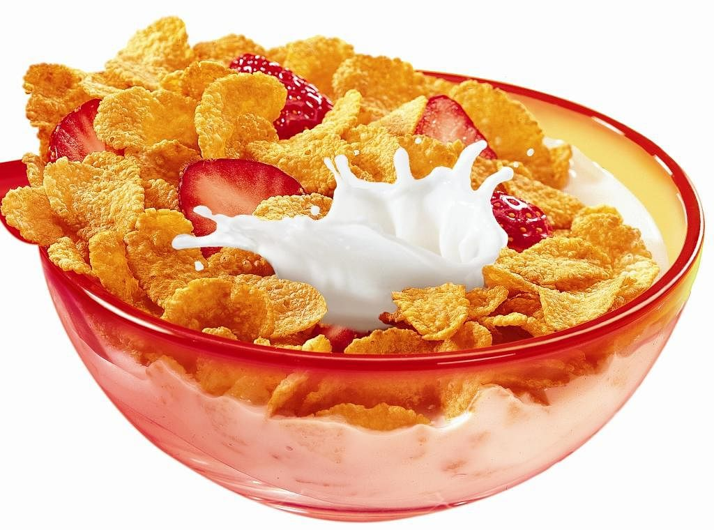 Cook up quick, fun corn flakes meals