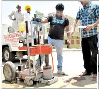 Corruption worth crores come to fore in C-C road construction