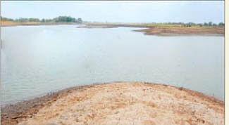 Water in Gambhir reservoir may last till July, say officials