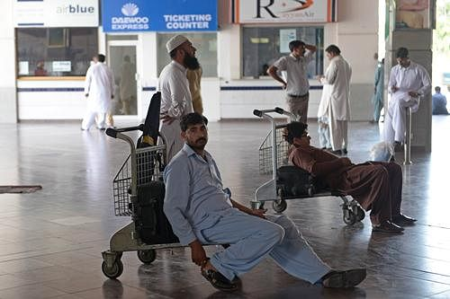 Karachi airport reopens to passengers after terrorist attack