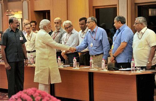 Secretaries list expectations, highlight urgent issues to Modi