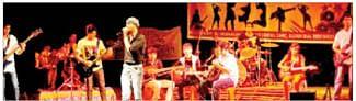 Musical fiesta wins heart of music lovers