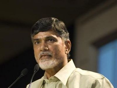 Chandrababu Naidu is on sticky wicket