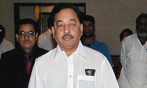 Mumbai: Corruption case filed against Narayan Rane
