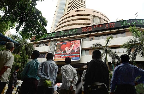 Sensex, Nifty end at new peaks as mkts cheer govt's eco agenda