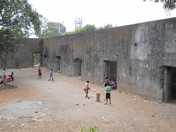 Rs 1 cr okayed to revive lost glory of Ghodbunder fort