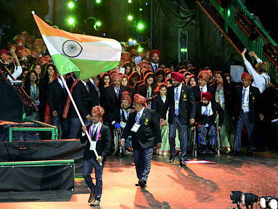 Indian eves sign off 5th at Commonwealth Games