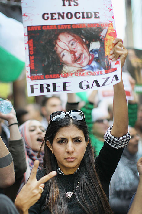 Bloodiest Eid in Gaza: Over 100 dead