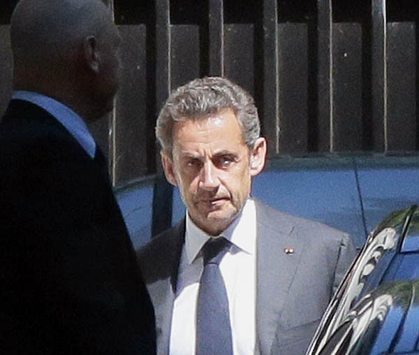 Sarkozy to face trial for poll spend fraud in 2012 campaign