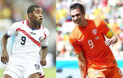 Dutch time for Costa Rica
