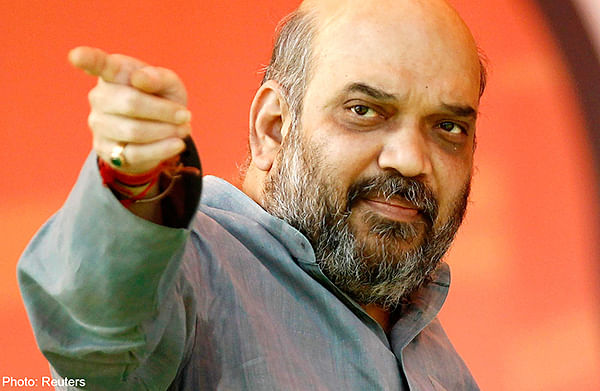 BJP to name Amit Shah  as party president today