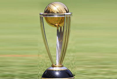 ICC WC trophy to visit this month