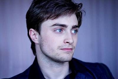 Would be weird to see someone else play Harry Potter: Radcliffe