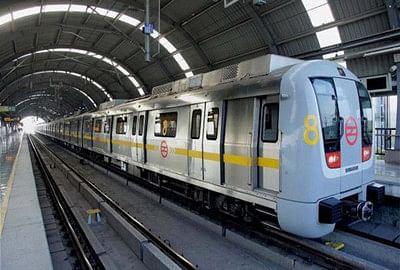 Power failure hits Delhi Metro