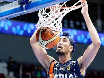 Asia Challenge Basketball: India upstage China