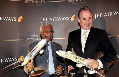 Jet, Etihad reinforce commitment to growth of Indian aviation